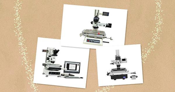 测量显微镜操作注意事项