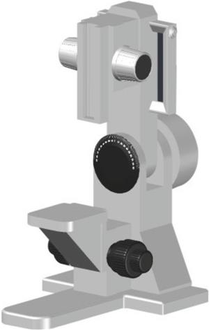 显微镜高精密摆臂支架